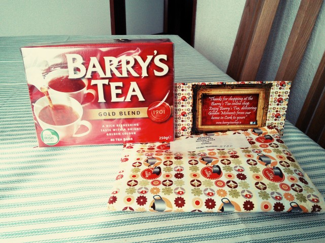 Barry`s Tea